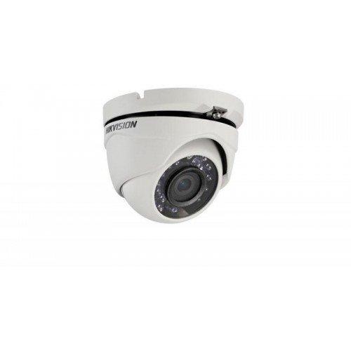 HIKVISION -  DS-2CE56C0T-IRMF: 1 мегапиксел /HD 720P/ 1280x720 px, обектив 2.8 mm