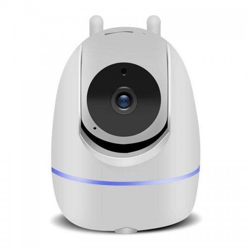 Безжична управляема Pan/Tilt компактна IP камера; обектив 3.6 mm; H.264 компресия;Y26