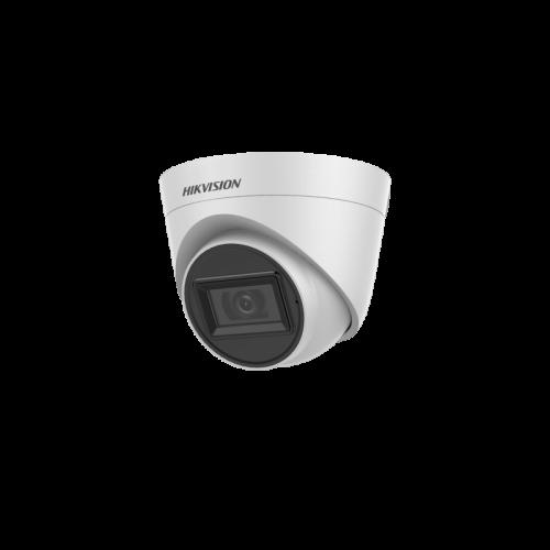 ГОТОВКОМПЛЕКТ ЗА ВИДЕОНАБЛЮДЕНИЕ - 2 мегапиксела FullHD 1080p, с 4инфрачервени куполни и 4корпусни камери за външен и вътрешен монтаж с вградени микрофони /Audio Over Coaxial/