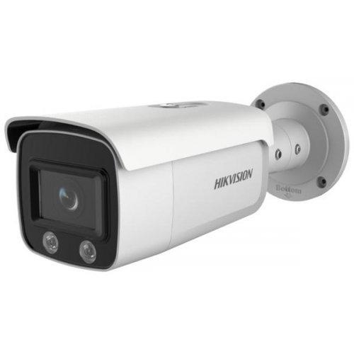 Мегапикселова IP камера Ден/Нощ, вградена бяла LED светлина с обхват до 60м;DS-2CD2T47G2-L