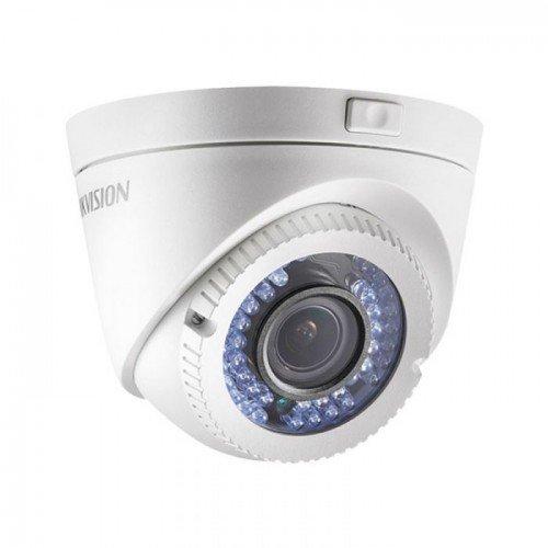 HD-TVI/AHD/CVI/CVBS куполна камера (4 in 1);DS-2CE56D0TVFIR3F