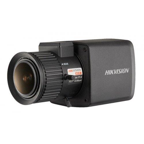 HD-TVI корпусна Ultra-Low Light камера 2 Мегапиксела (FullHD 1080p@25 кад/сек);DS-2CC12D8T-AMM