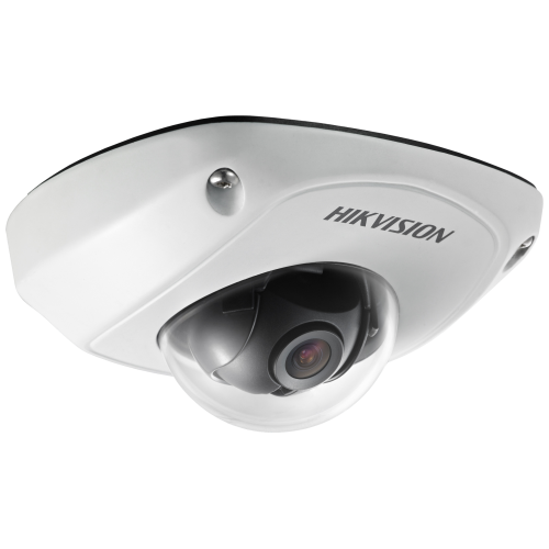 HIKVISION DS-2CE56D8T-IRS: 2 мегапиксела /FullHD 1080P/ 1920x1080 px, 2.8 mm. Вграден микрофон. Ultra Low Light
