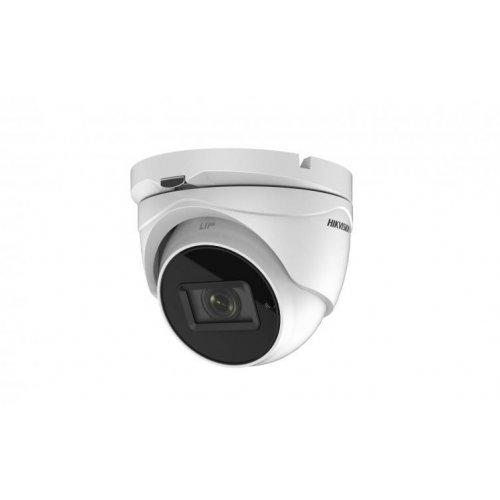 HD-TVI куполна камера 8 Мегапиксела (3840х2160@12.5 кад/сек, 5MP@20 кад/сек, 4MP/1080p@25 кад/сек);DS-2CE79U7TAIT3ZF