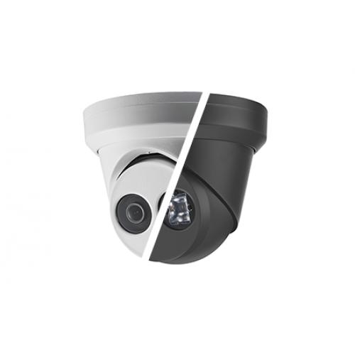 Мрежова IP куполна камера HIKVISION DS-2CD2343G0-I - 4 мегапиксела, с аналитични функции, Обектив: фиксиран 2.8 mm