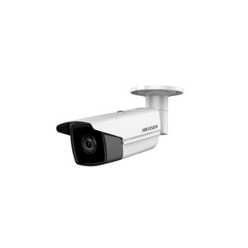 4K UltraHD корпусна IP камера Ден/Нощ, EXIR технология с обхват до 50м;DS-2CD2T85FWDI5( B)
