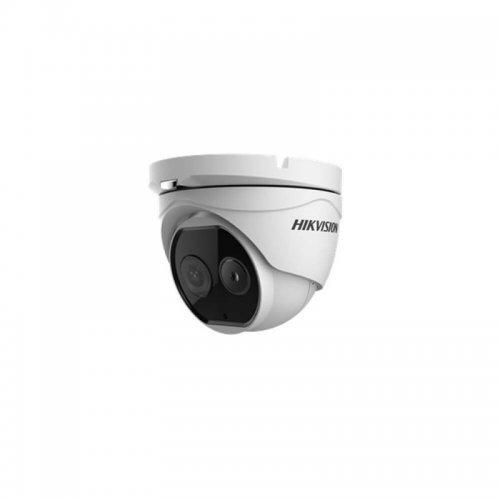 Комбинирана термовизионна/дневна IP камера с различни режими;DS-2TD1217- (2/3/6)/PA