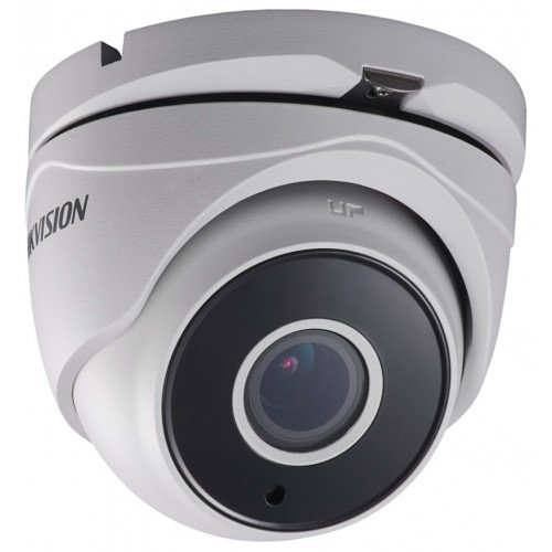 HIKVISION DS-2CE56D8T-IT3Z: 2 мегапиксела /FullHD 1080P/ 1920x1080 px, моторизиран обектив 2.8-12 mm, Ultra Low Light