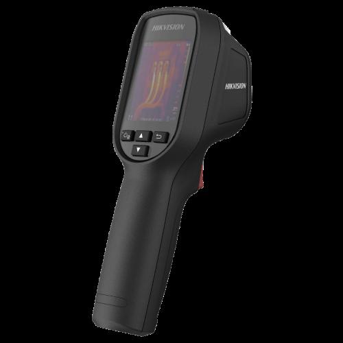 HIKVISION DS-2TP31B-3AUF: Портативна термографска камера за измерване на телесна температура от 30 до 45 градуса с точност ±0.5°С на разстояние до 1.5 метра