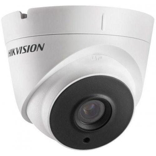 HD-TVI /AHD/CVI/CVBS куполна камера (4 in 1); 2 Мегапиксела (FullHD 1080p@25 кад/сек);DS-2CE56D0TIT1F(C)