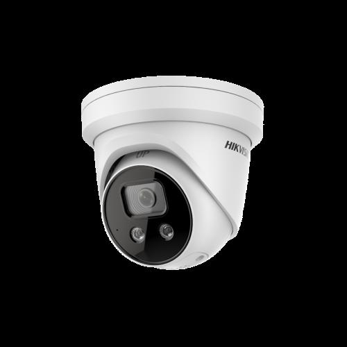 Мегапикселова куполна IP камера Ден/Нощ, EXIR технология с обхват до 30м;DS-2CD2326G2- ISU/SL