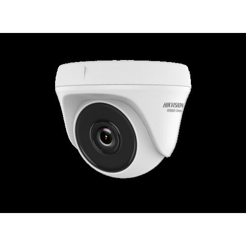 HD-TVI /AHD/CVI/CVBS куполна камера (4 in 1); 2 Мегапиксела (FullHD 1080p@25 кад/сек);HWT-T120-P