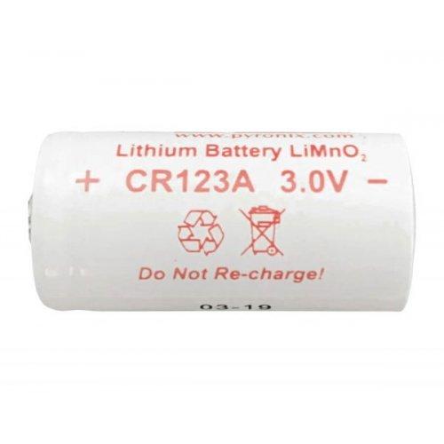 Батерия за безжични PIR детектори;DS-PDP-IN-CR123A