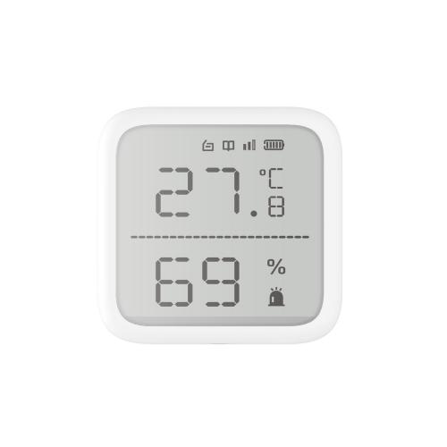 Безжичен температурен детектор;DS-PDTPH-E-WE