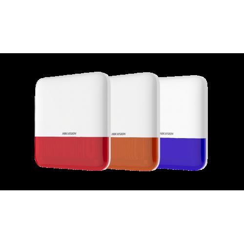 Безжична сирена за външен монтаж;DS-PS1-E-WE