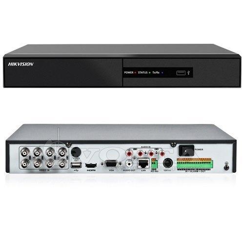 HIKVISION 8-канален пентабриден HD-TVI/AHD/CVI/IP цифров рекордер;DS-7208HGHIF1/N(S)
