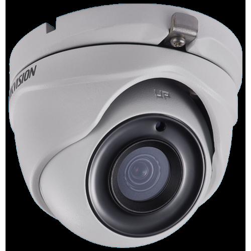 HIKVISION DS-2CE56D8T-ITME: 2 мегапиксела 1920x1080 px. PoC.af -захранване по коаксиален кабел от видеорекордер,2.8 mm, Ultra Low Light