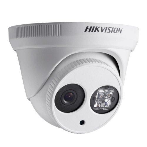 Мрежова IP куполна камера HIKVISION DS-2CD2363G0-I - 6 мегапиксела, с аналитични функции, Обектив: фиксиран 2.8 mm