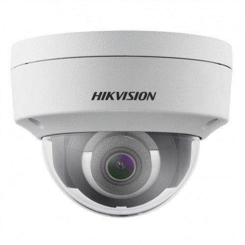 Мрежова IP куполна камера HIKVISION DS-2CD2721G0-IZ - 2 мегапиксела, с аналитични функции, Обектив: моторизиран варифокален с автоматичен фокус 2.8-12 mm