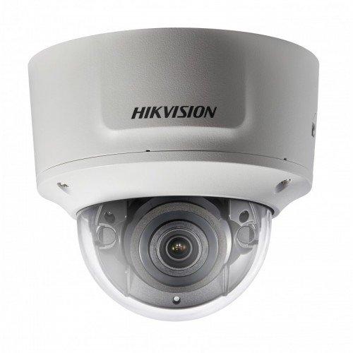 Мрежова IP куполна камера HIKVISION DS-2CD2743G0-IZS - 4 мегапиксела, с аналитични функции, Обектив: моторизиран варифокален с автоматичен фокус 2.8-12 mm
