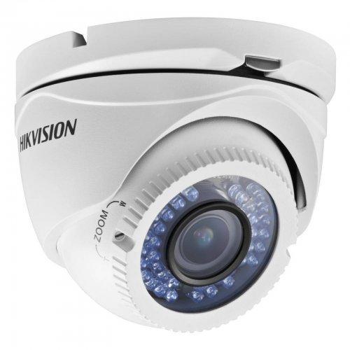 HIKVISION DS-2CE56D0T-VFIR3F: 2 мегапиксела /FullHD 1080P/ 1920x1080 px, варифокален обектив 2.8-12 mm