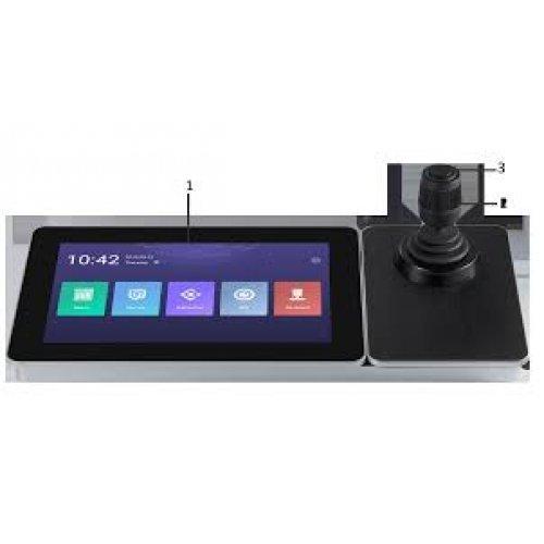 """Мрежов IP контролер с 10"""" TFT touch дисплей (1024x600);DS-1600KI(B)"""