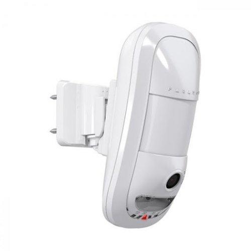 Комбиниран цифров детектор и жична/безжична 720p HD видео/аудио IPкамера;HD78F Wi-Fi/Ethernet