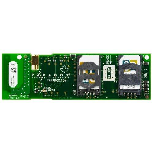 Четирибандов GPRS/GSM модул с 2 SIM карти paradox;GPRS14