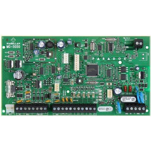 Безжичен контролен панел разширяем до 32 зони 433 MHz paradox;MG5050
