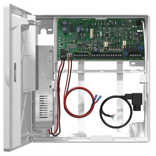 Безжичен контролен панел разширяем до 32 зони 433 MHz paradox;MG5075