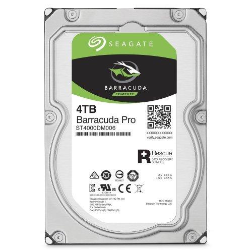 Твърд диск Seagate 4000GB ST4000VX007
