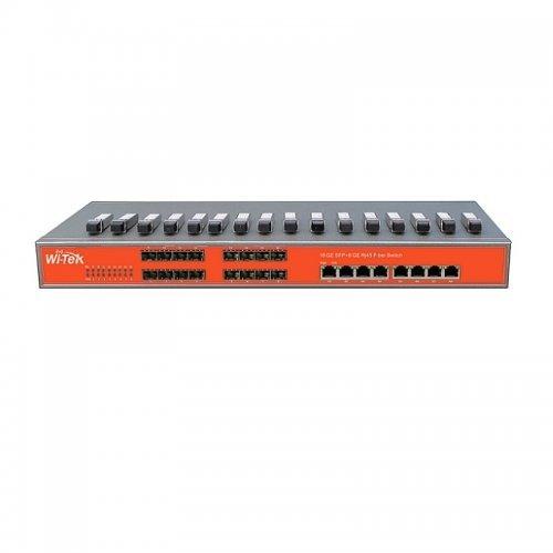 24-портов мрежов комутатор;WI-SG324F
